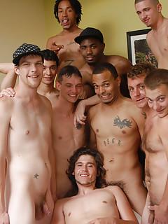 Gay Bukkake Pics